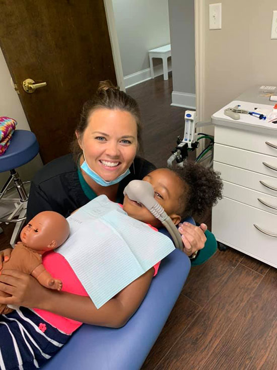 Sedation Dentistry for Children Warner Robins GA