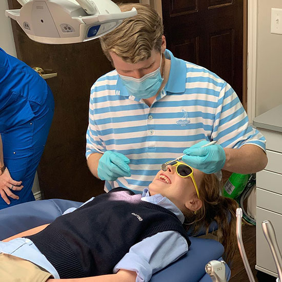 Pediatric Dental Cleanings in Warner Robins GA